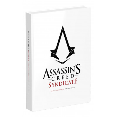 Руководство по игре Prima Games Assassin's Creed Syndicate Official Collector's Guide: Collector's Edition [Hardcover]