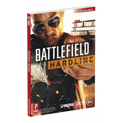 Battlefield Hardline Prima Official Game Guide [Paperback]