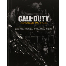 Call of Duty: Advanced Warfare Limited Edition Strategy Guide [Hardcover]