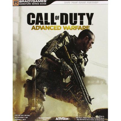 Call of Duty: Advanced Warfare Signature Series Strategy Guide [Paperback]