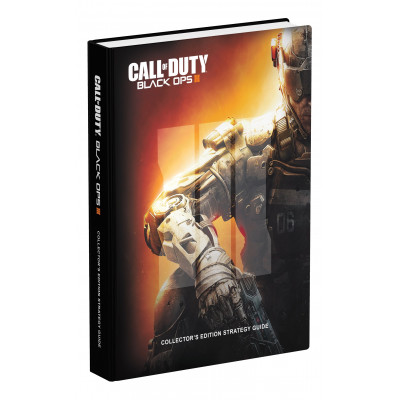 Руководство по игре Prima Games Call of Duty: Black Ops III Collector's Edition Guide [Hardcover]