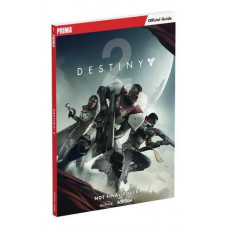 Destiny 2: Prima Official Guide [Paperback]