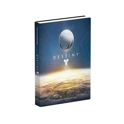 Руководство по игре BradyGames Destiny Limited Edition Strategy Guide [Hardcover]