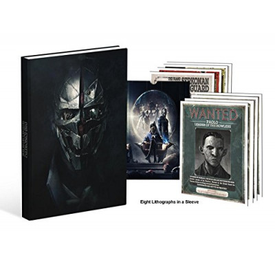 Руководство по игре Prima Games Dishonored 2: Prima Collector's Edition Guide [Hardcover]
