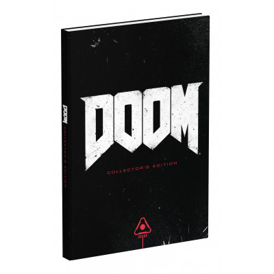 Руководство по игре Prima Games DOOM: Prima Collector's Edition Guide [Hardcover]