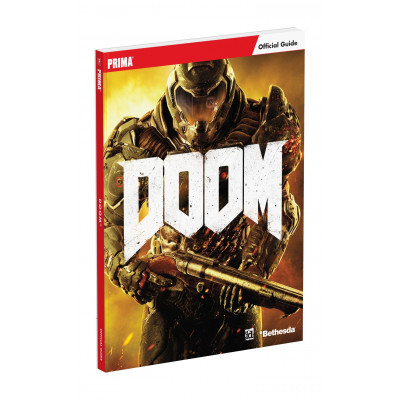 DOOM: Prima Official Guide [Paperback]