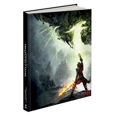 Руководство по игре Prima Games Dragon Age Inquisition Collector's Edition: Prima Official Game Guide [Hardcover]