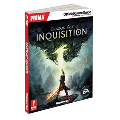 Руководство по игре Prima Games Dragon Age Inquisition: Prima Official Game Guide [Paperback]