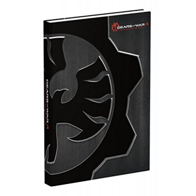 Руководство по игре Prima Games Gears of War 4: Prima Collector's Edition Guide [Hardcover]