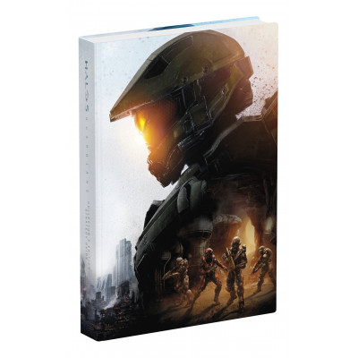 Руководство по игре Prima Games Halo 5: Guardians Collector's Edition Strategy Guide: Prima Official Game Guide [Hardcover]