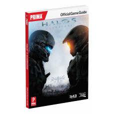 Halo 5: Guardians Standard Edition Strategy Guide: Prima Official Game Guide [Paperback]