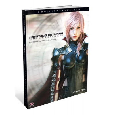Lightning Returns: Final Fantasy XIII: The Complete Official Guide [Paperback]