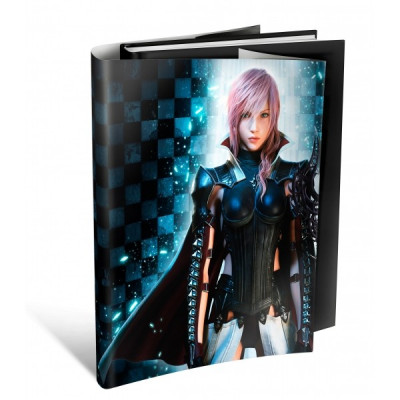 Lightning Returns: Final Fantasy XIII: The Complete Official Guide Collector's Edition [Hardcover]