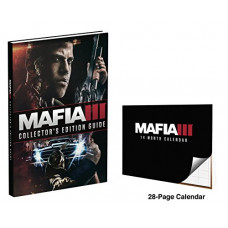 Mafia III: Prima Collector's Edition Guide [Hardcover]