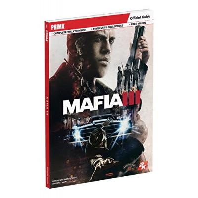Руководство по игре Prima Games Mafia III: Prima Official Guide [Paperback]