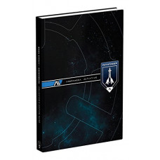 Mass Effect: Andromeda Prima Collector's Edition Guide [Hardcover]
