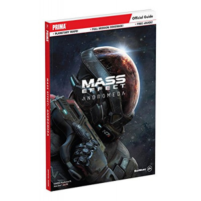 Mass Effect: Andromeda Prima Official Guide [Paperback]