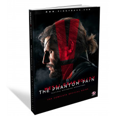 Metal Gear Solid V: The Phantom Pain: The Complete Official Guide [Paperback]