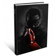 Metal Gear Solid V: The Phantom Pain: The Complete Official Guide Collector's Edition [Hardcover]