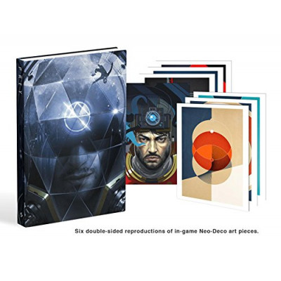 Руководство по игре Prima Games Prey: Prima Collector's Edition Guide [Hardcover]