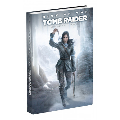 Rise of the Tomb Raider Collector's Edition Guide [Hardcover]