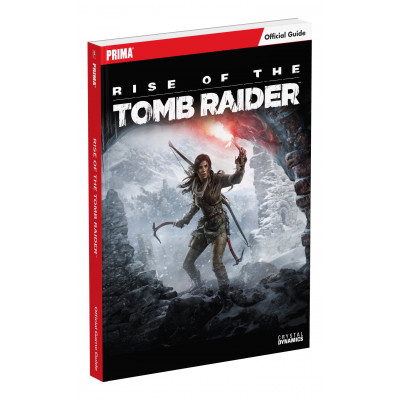 Rise of the Tomb Raider Official Strategy Guide [Paperback]