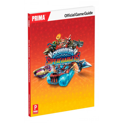Руководство по игре Prima Games Skylanders SuperChargers Official Strategy Guide [Paperback]