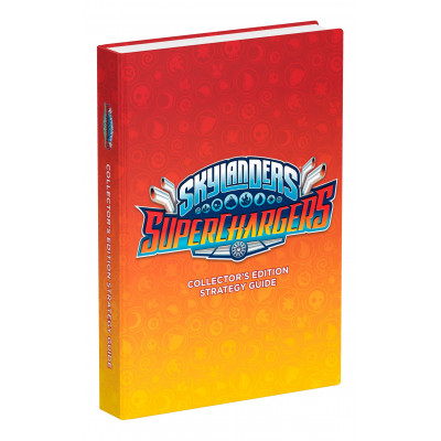 Skylanders SuperChargers Official Strategy Guide Deluxe Edition [Hardcover]