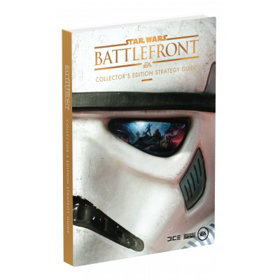Руководство по игре Prima Games Star Wars Battlefront Collector's Edition Guide [Hardcover]