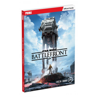 Star Wars Battlefront Official Strategy Guide [Paperback]