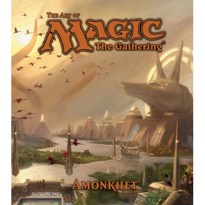 Артбук The Art of Magic: The Gathering - Amonkhet [Hardcover]