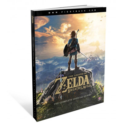 The Legend of Zelda: Breath of the Wild: The Complete Official Guide [Paperback]