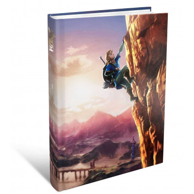 Руководство по игре Piggyback The Legend of Zelda: Breath of the Wild: The Complete Official Guide Collector's Edition [Hardcover]