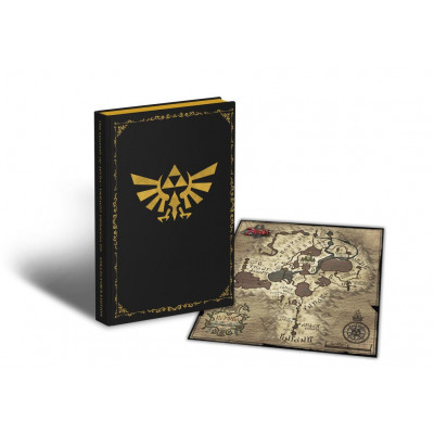 The Legend of Zelda: Twilight Princess HD Collector's Edition: Prima Official Game Guide [Hardcover]