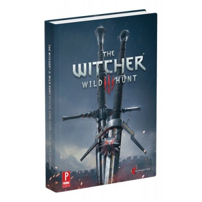 The Witcher 3: Wild Hunt Collector's Edition: Prima Official Game Guide [Hardcover]