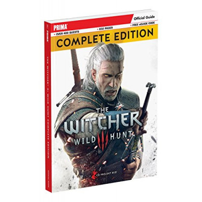 The Witcher 3: Wild Hunt Complete Edition Guide: Prima Official Guide [Paperback]