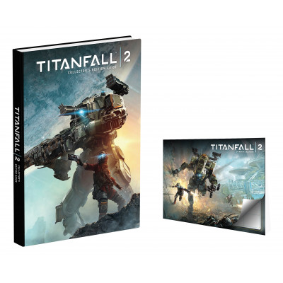 Titanfall 2: Prima Collector's Edition Guide [Hardcover]