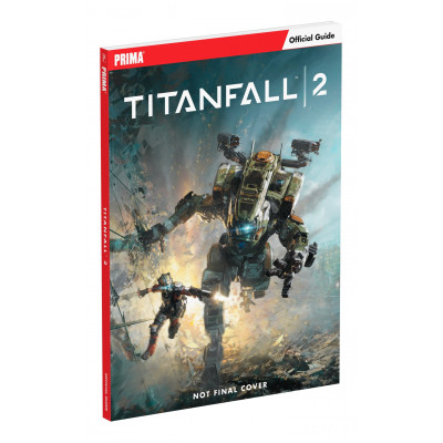 Titanfall 2: Prima Official Guide [Paperback]