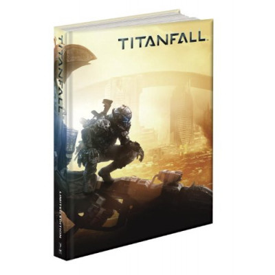 Titanfall Limited Edition: Prima Official Game Guide [Hardcover]