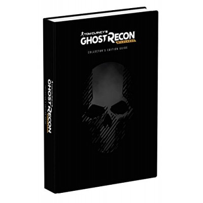 Tom Clancy's Ghost Recon: Wildlands Prima Official Collector's Edition Guide [Hardcover]