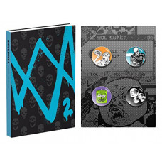 Watch_Dogs 2: Prima Collector's Edition Guide [Hardcover]