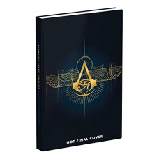 Assassin's Creed: Origins Prima Collector's Edition Guide [Hardcover]