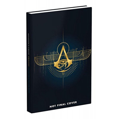 Руководство по игре Prima Games Assassin's Creed: Origins Prima Collector's Edition Guide [Hardcover]