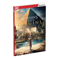 Assassin's Creed: Origins Prima Official Guide [Paperback]