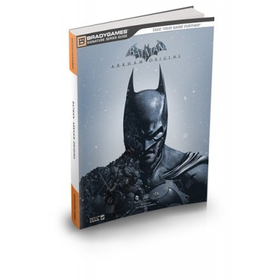 Руководство по игре BradyGames Batman: Arkham Origins Signature Series Strategy Guide [Paperback]