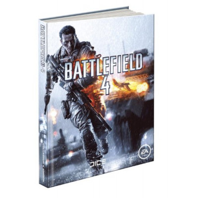 Battlefield 4 Collector's Edition: Prima Official Game Guide [Hardcover]