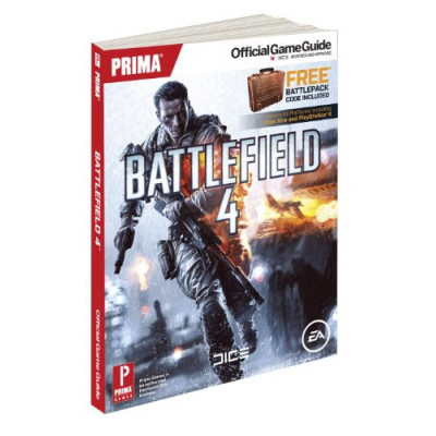 Battlefield 4: Prima Official Game Guide [Paperback]
