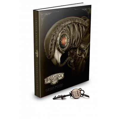Руководство по игре BradyGames BioShock Infinite Limited Edition Strategy Guide [Hardcover]