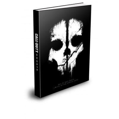 Call of Duty: Ghosts Limited Edition Strategy Guide [Hardcover]