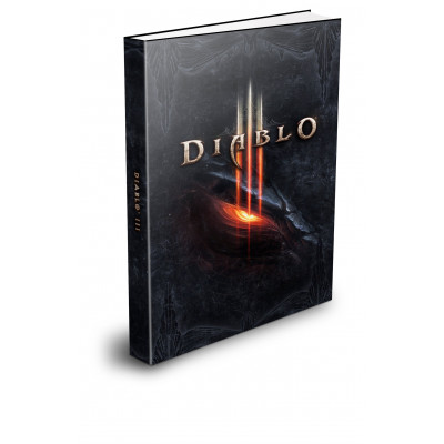 Руководство по игре BradyGames Diablo III Limited Edition Strategy Guide Console Version [Hardcover]